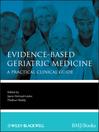 Evidence-Based Geriatric Medicine (eBook)