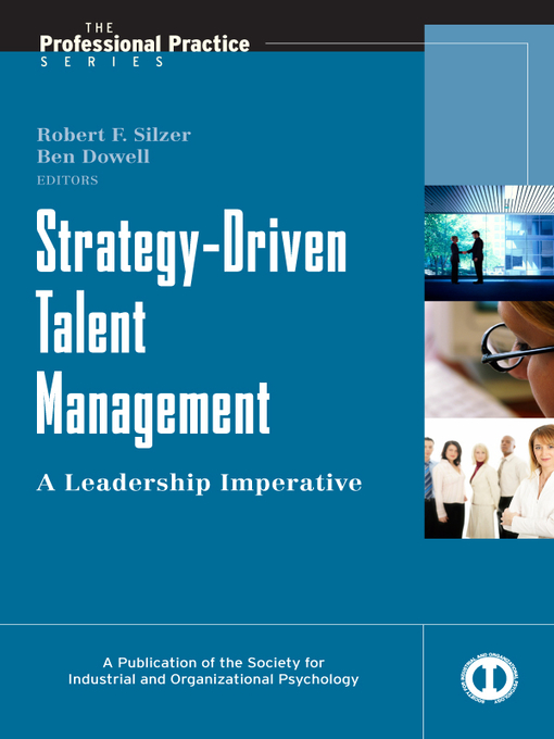 Strategy-Driven Talent Management (eBook): A Leadership Imperative