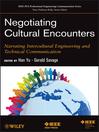 Negotiating Cultural Encounters (eBook): Narrating Intercultural Engineering and Technical Communication