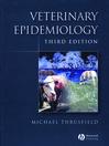 Veterinary Epidemiology (eBook)