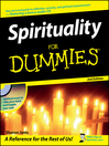 Spirituality For Dummies (eBook)