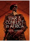 War and Conflict in Africa (eBook)
