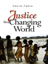 Justice in a Changing World (eBook)