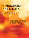 Fundraising Essentials e-book Set (eBook): Strategies and Tools to Raise Money