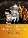 A New History of Christianity in China (eBook)