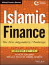 Islamic Finance (eBook): The New Regulatory Challenge