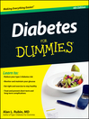 Diabetes For Dummies (eBook)