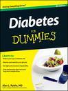 Diabetes For Dummies (eBook)