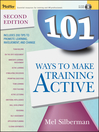 101 Ways to Make Training Active (eBook)