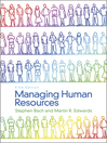 Managing Human Resources (eBook): Human Resource Management in Transition
