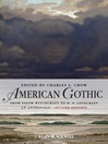 American Gothic (eBook): An Anthology from Salem Witchcraft to H. P. Lovecraft