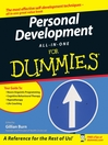 Personal Development All-In-One For Dummies (eBook)