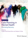 Care Planning in Mental Health (eBook): Promoting Recovery