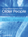 Occupational Therapy and Older People (eBook)