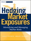 Hedging Market Exposures (eBook): Identifying and Managing Market Risks