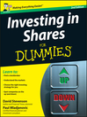 Investing in Shares For Dummies (eBook)