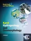 Karst Hydrogeology and Geomorphology (eBook)