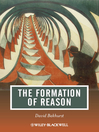 The Formation of Reason (eBook)