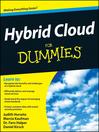 Hybrid Cloud For Dummies (eBook)