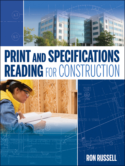 Print and Specifications Reading for Construction (eBook)