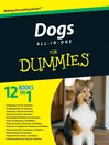 Dogs All-in-One For Dummies (eBook)