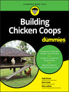 Building Chicken Coops For Dummies (eBook)