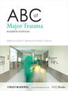 ABC of Major Trauma (eBook)