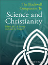 The Blackwell Companion to Science and Christianity (eBook)