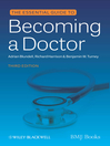Essential Guide to Becoming a Doctor (eBook)