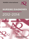 Nursing Diagnoses 2012-14 (eBook): Definitions and Classification