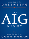 The AIG Story (eBook)