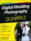 Digital Wedding Photography For Dummies (eBook)