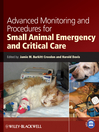 Advanced Monitoring and Procedures for Small Animal Emergency and Critical Care (eBook)