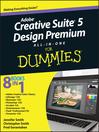 Adobe Creative Suite 5 Design Premium All-in-One For Dummies (eBook)