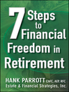 Seven Steps to Financial Freedom in Retirement (eBook)