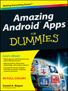 Amazing Android Apps For Dummies (eBook)