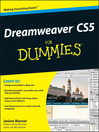 Dreamweaver CS5 For Dummies (eBook)