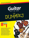Guitar All-in-One For Dummies (eBook)