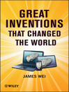 Great Inventions that Changed the World (eBook)