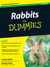 Rabbits For Dummies® (eBook)