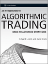 An Introduction to Algorithmic Trading (eBook): Basic to Advanced Strategies