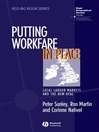 Putting Workfare in Place (eBook): Local Labour Markets and the New Deal