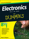 Electronics All-In-One Desk Reference For Dummies (eBook)