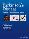 Parkinson's Disease (eBook): Non-Motor and Non-Dopaminergic Features