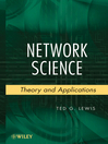 Network Science (eBook): Theory and Applications
