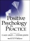 Positive Psychology in Practice (eBook)