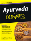 Ayurveda For Dummies (eBook)