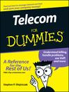 Telecom For Dummies (eBook)