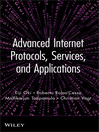 Advanced Internet Protocols, Services, and Applications (eBook)