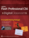 Adobe Flash Professional CS6 Digital Classroom (eBook)